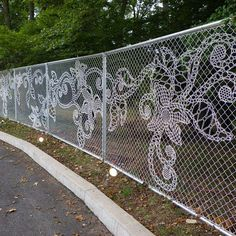 Chain Link Fence2