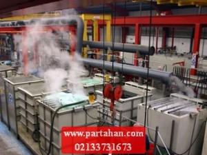 دستگاه تولید مفتول گالوانیزه سرد